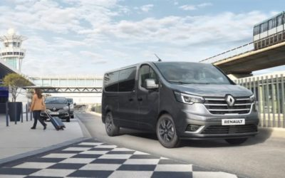 Renault Trafic for feinschmeckere