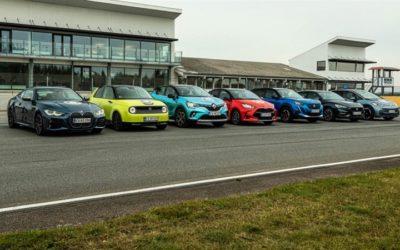 Renault Captur i finalen om Årets Bil i Danmark