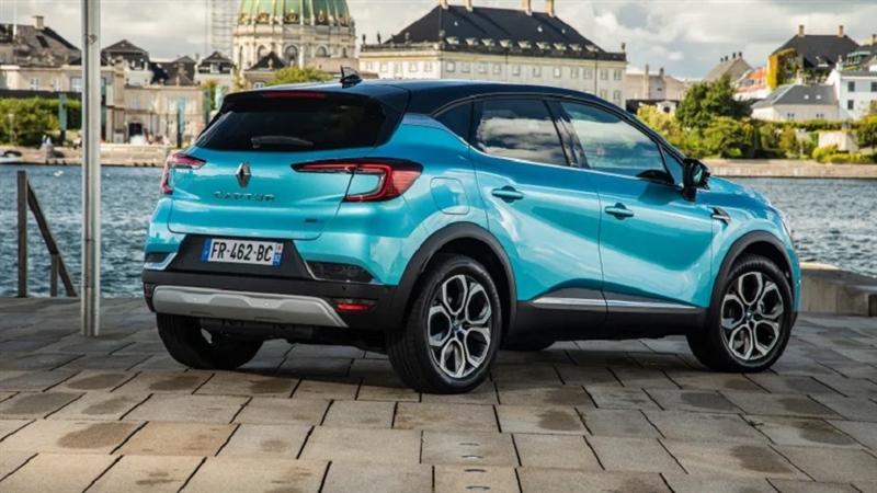 Renault Captur har netop passeret VW T-ROC