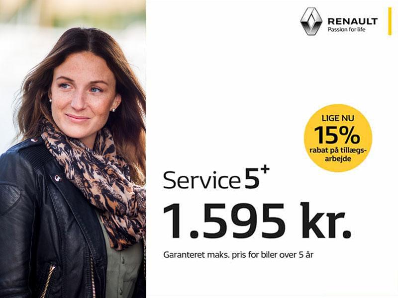Renault Service 5+