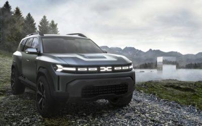 Dacia bevæger sig opad i segmentet